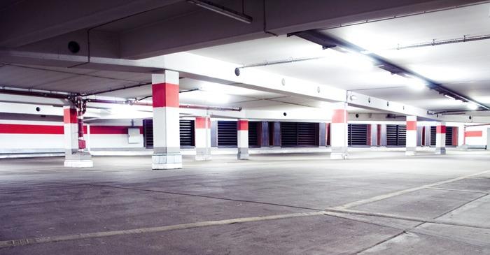 Garage Huren Leiden : Level parking parkeren naast het station in het centrum van leiden